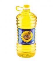 Золотая семечка масло подсолнечное 3 л.