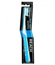 Reach зубная щетка floss clean sensitive