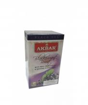 Akbar чай 20*40 гр. Blackcurrant Burst
