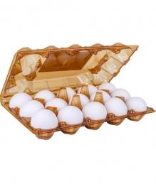 Яйца куриные ECOPACK 15 шт